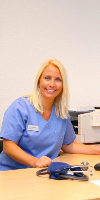 Frau B. Neuber – Fachärztin für Allgemeinmedizin