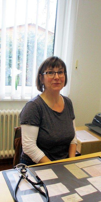 Frau Dr. A. Zörner  – Hausärztliche Internistin